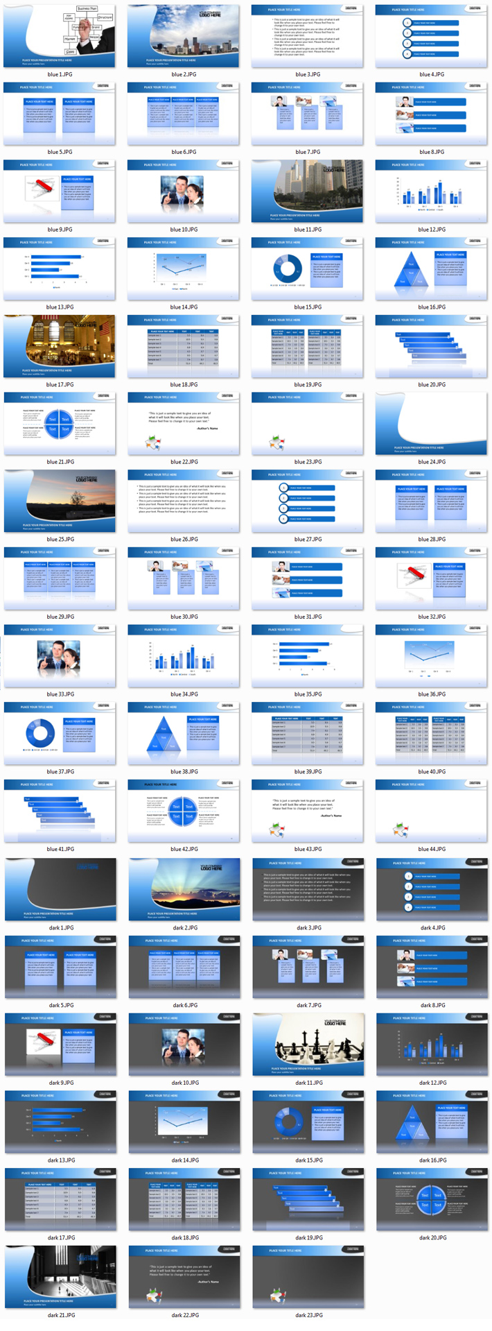 Power Presentation: Flow Chart PPT Premium PowerPoint Presentation Template Slide Set