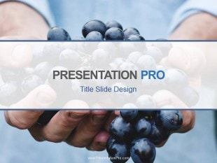 Agriculture Animals PPT presentation powerpoint template