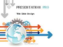 Most Popular PPT presentation powerpoint template