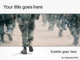 Military PPT presentation powerpoint templates