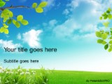 Nature PPT presentation powerpoint templates