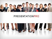 People PPT presentation powerpoint template