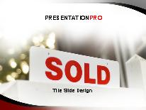 Real Estate PPT presentation powerpoint template